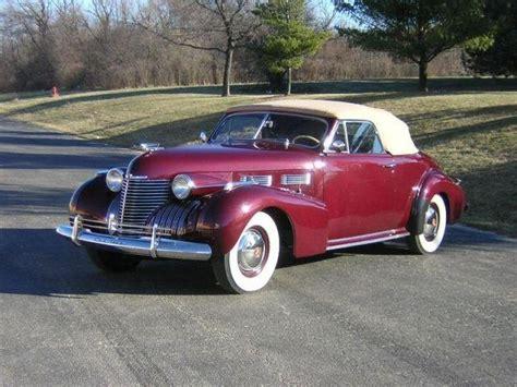 1940 Cadillac Convertible by 1940 Cadillac Series 62 Convertible Antique Autos