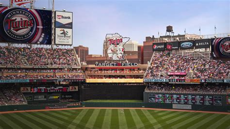 Minnesota Twins Unveil Plans for Multi Level Centerfield Gathering Spaces at Target Field