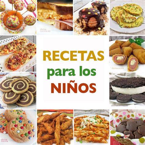 recetas de cocina para recetas para ni 241 os y fiestas infantiles divina cocina