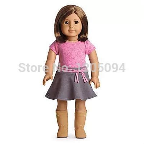 Where Can I Buy American Girl Doll Gift Cards - new ag originaldolls for girls 18 quot inch american girl doll light skin short brown hair