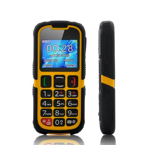 rugged phone wholesale rugged cell phone with large buttons from china