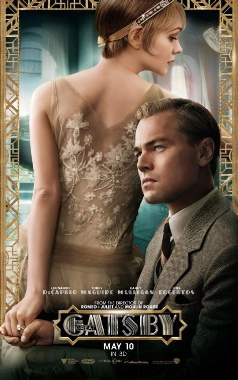 the great gatsby movie great gatsby trailer