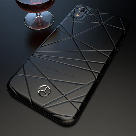 mercedes benz iphone xr    sculpting pattern