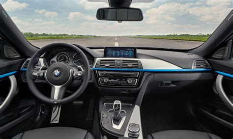 Bmw Gt Interior by Transformation Of The New Bmw 3 Series Gt Engine