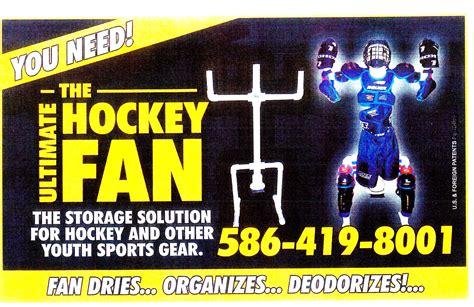 sports fan gear near me storage rack hockey fan