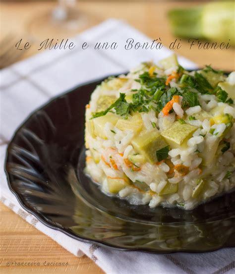 risotto con i fiori di zucchina risotto con zucchine e fiori di zucca