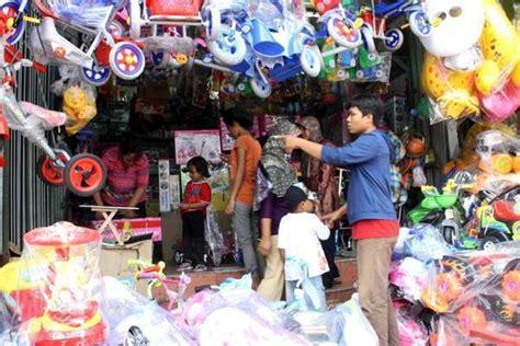 Karpet Di Pasar Gembrong survei poin yang terkumpul tukar menjadi uang