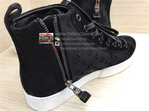 Sepatu Shoes Gucci Feragamo Ysl Christian Lv Fendi Terbaru 2017 new lv shoes stellar sneaker boot louis vuitton bags www