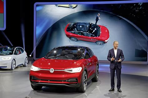Audi Brennstoffzelle 2020 by Vw Id Crozz Ii To Morph Into A Production Electric Compact