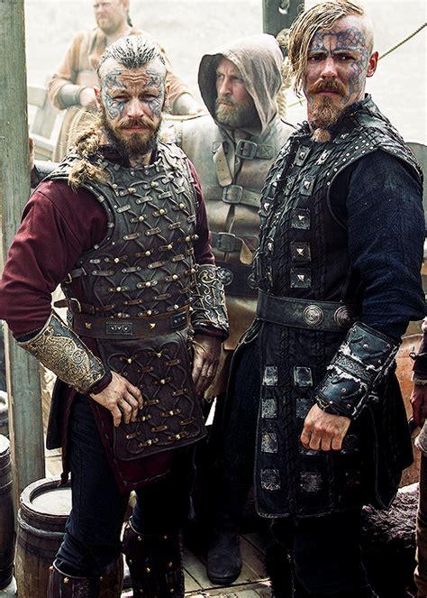 vikings vikingshistory harald finehair and halfdan the