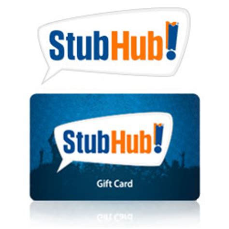 Stubhub Gift Cards In Stores - buy stubhub e gift cards gift cards at giftcertificates com