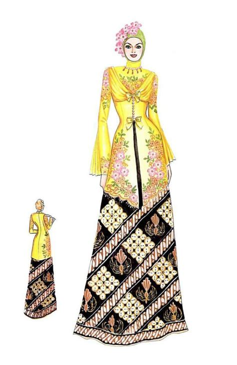 design batik kebaya 105 best images about wedding dress n kebaya on pinterest