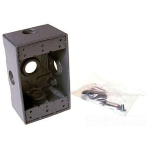 Box Bell C 26 bell 5332 0 5 64 1g wp bx 5 3 4 holes gry be5332 0