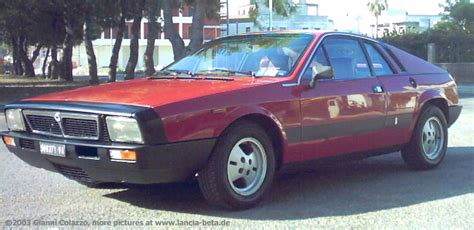 Lancia Volumex Lancia Beta Topic Officiel Les Italiennes