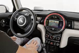 Interior Of Mini Cooper 2014 Mini Cooper Hardtop Features And Specs Announced