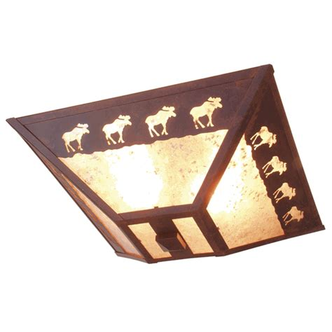 Black Ceiling Band by Band Of Moose Drop Ceiling Mount