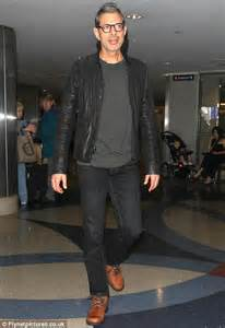 Ordered To Stay Away From Jeff Goldblum by Jeff Goldblum S Alleged Stalker Arrested Outside Theatre