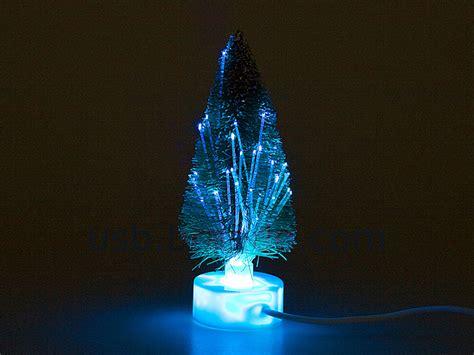 usb mini fiber optic christmas tree ii