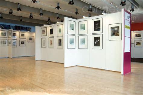 display gallery connect walls exhibition boards exhibition board