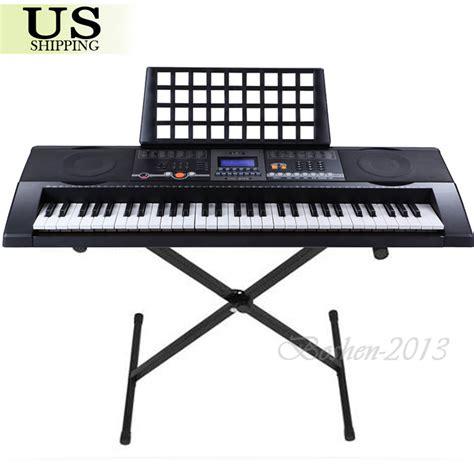 Keyboard Piano Usb electronic piano keyboard 61 key digital usb with x