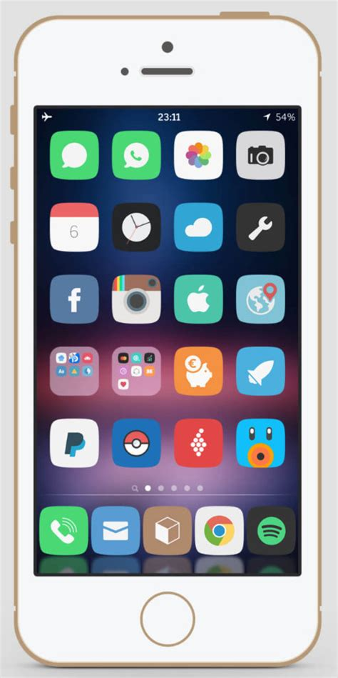 iphone themes blog top 20 themes for ios 10 2 ios 10 on iphone or ipad