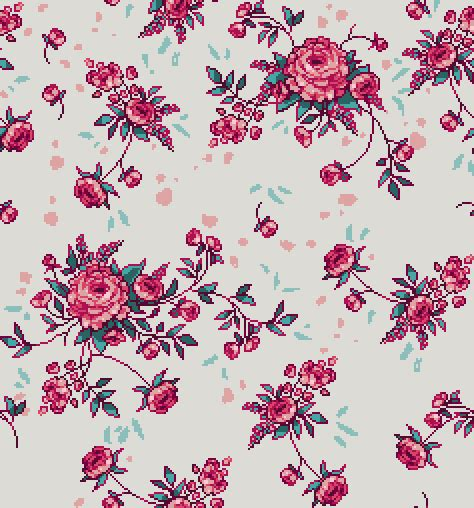 flower pattern tumblr background vintage floral background tumblr
