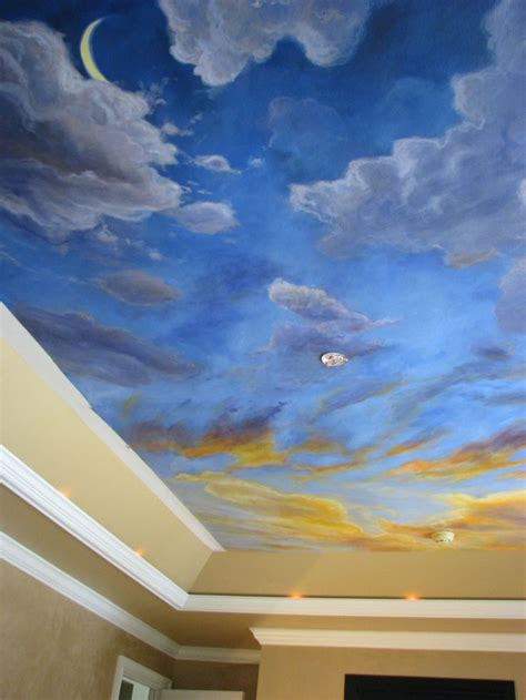 ceiling mural wallpaper 25 best ideas about ceiling murals on ceiling