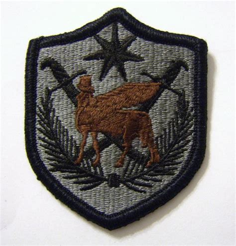 us army military unit patch iraq worldmilitary usae multi national force iraq patch