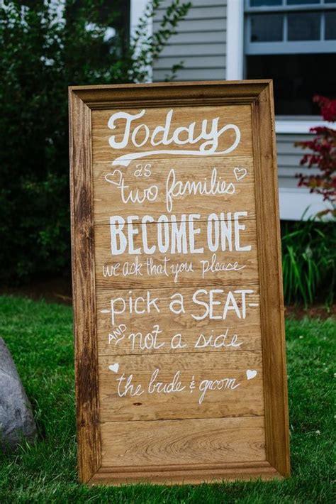 rustic wedding signs ideas  weddings deer pearl