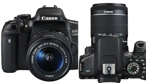 750d Canon pictures of two new canon 750d and 760d rebels eoshd