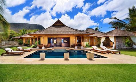 Homes In Hawaii 2 bdrm bali style villa for rent on t stayed