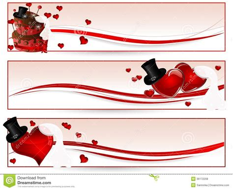 Wedding Banner Photos by Wedding Banners Royalty Free Stock Photos Image 36172208