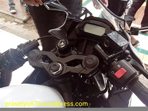 Spion Mono 250 Rr impresi fisik dan position kawasaki 250rr