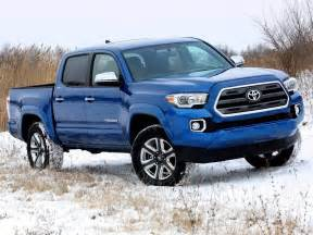 Toyotas Tacoma 2016 Toyota Tacoma Before Detroit Debut