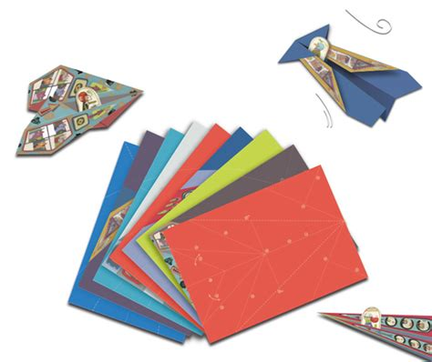 Fold N Fly Paper Airplanes - popular paper planes models buy cheap paper planes models