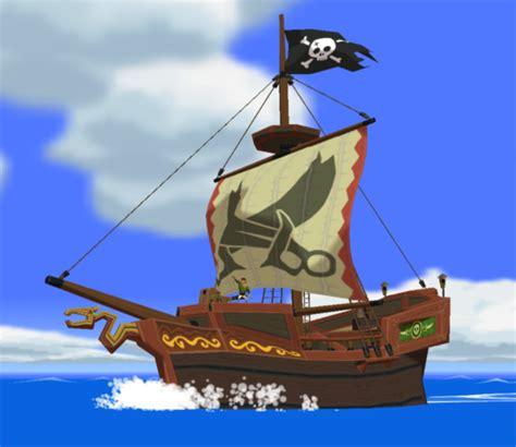 barco pirata zelda wind waker barco pirata smashpedia