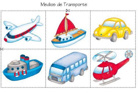 imagenes animadas medios de transporte educando con amor los medios de transportes