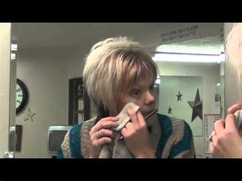radona hair stylist radona s makeup makeup tutorial youtube