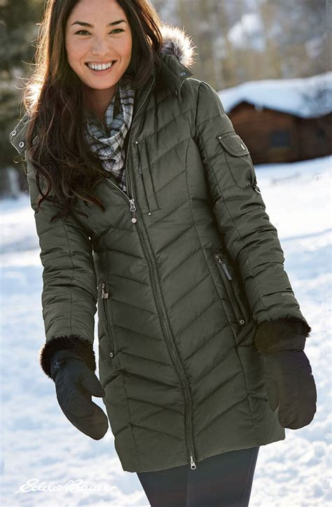 woman in winter clothing womens winter jackets for utmost warmth and style
