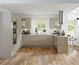 bayswater gloss stone kitchen contemporary kitchens 25 best ideas about howdens kitchens on pinterest