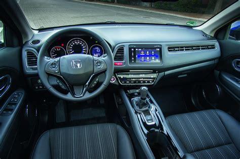 V Interiors by To Honda Hr V Andro