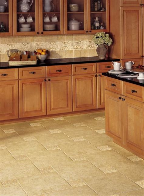 Linoleum Kitchen Countertops by Linoleum Flooring Is Eco Friendly Because Its Made From