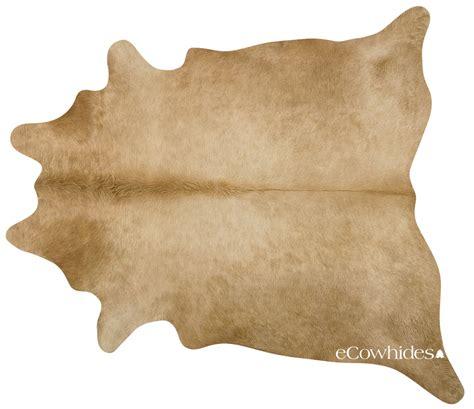 palomino cowhide rug large - Palomino Cowhide Rug