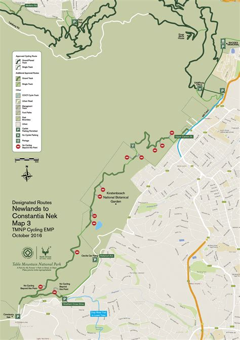 table mountain trail map table mountain mtb trails bicycle south