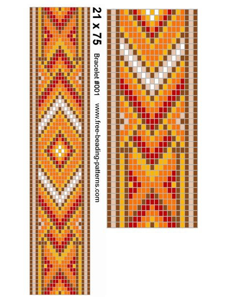 free loom beading patterns american bead patterns pkhowto