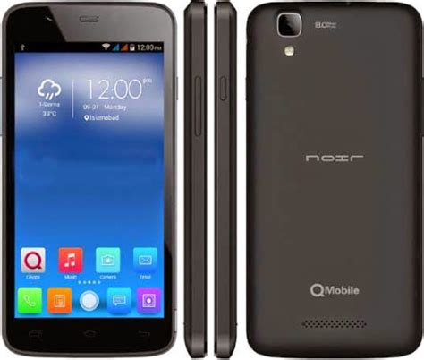 qmobile noir themes download qmobile noir x500 price in pakistan phone specification