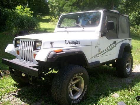 1990 Jeep Wrangler Accessories 1990 Jeep Sport Wrangler 1 100321684 Custom Jeep
