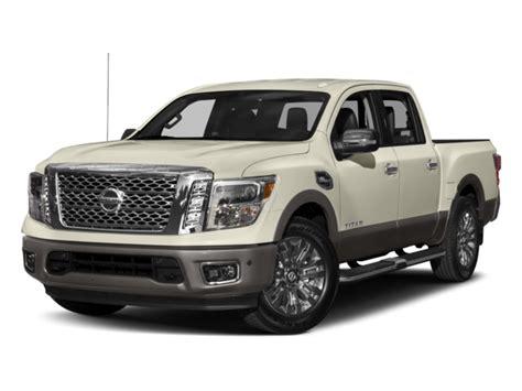 nissan truck incentives 2017 nissan titan deals rebates incentives nadaguides