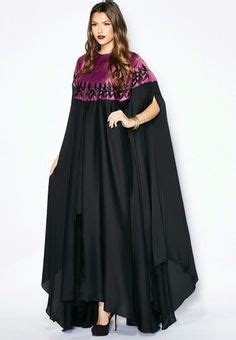 Abaya Dress Kaftan Busana Muslimah Mf 47 فن الخياطه والاعمال اليدويه والطبخ communaut 233 guendoura maison line