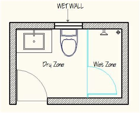 bathroom wet and dry area pinterest the world s catalog of ideas